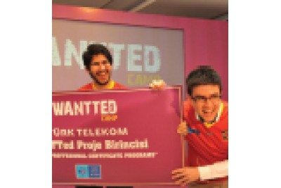 Türk Telekom 'WanTTed' you  You are 'WanTTed'