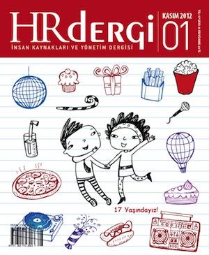 hr dergi Kasım 2012 sayısı