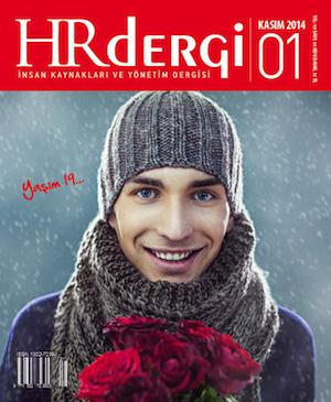 hr dergi Kasım 2014 sayısı