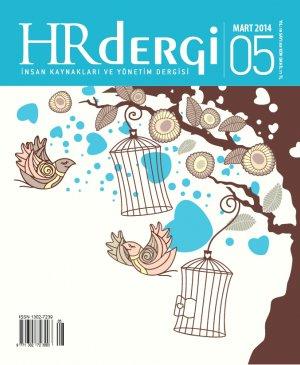 hr dergi Mart 2014 sayısı