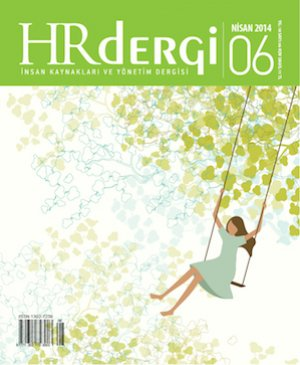 hr dergi Nisan 2014 sayısı