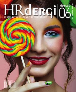 hr dergi Nisan 2013 sayısı