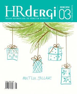 hr dergi Ocak 2014 sayısı