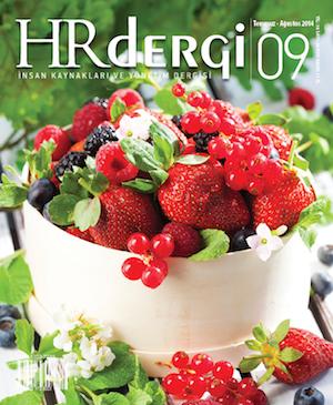 hr dergi Temmuz - Ağustos 2014 sayısı