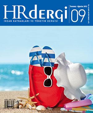 hr dergi Temmuz - Ağustos 2012 sayısı