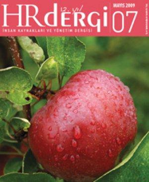 hr dergi Mayıs 2009 sayısı