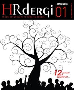 hr dergi Kasım 2008 sayısı