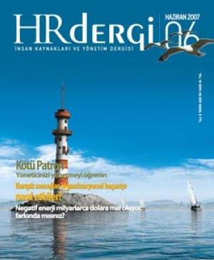 hr dergi Haziran 2007 sayısı