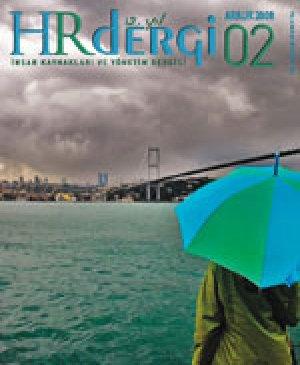 hr dergi Aralık 2008 sayısı