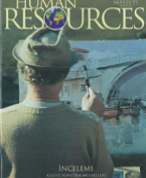 hr dergi Mayıs 1997 sayısı