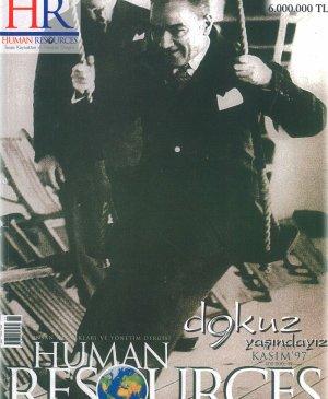 hr dergi Kasım 2004 sayısı