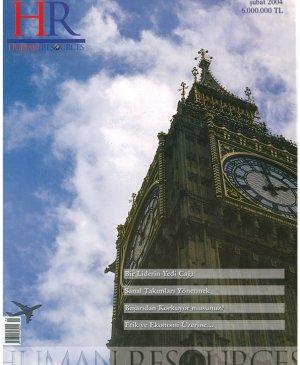 hr dergi Şubat 2004 sayısı