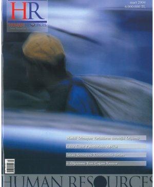 hr dergi Mart 2004 sayısı