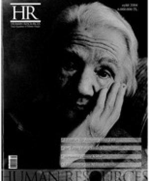 hr dergi Eylül 2004 sayısı