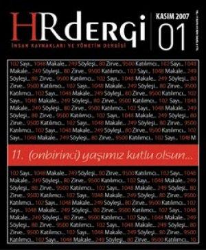 hr dergi Kasım 2007 sayısı