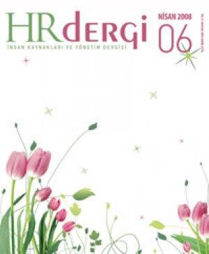 hr dergi Nisan 2008 sayısı