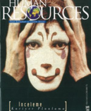 hr dergi Aralık 1996 sayısı