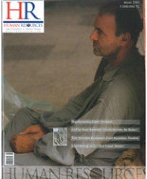 hr dergi Nisan 2003 sayısı