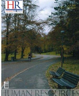 hr dergi Nisan 2005 sayısı