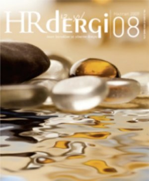 hr dergi Haziran 2009 sayısı