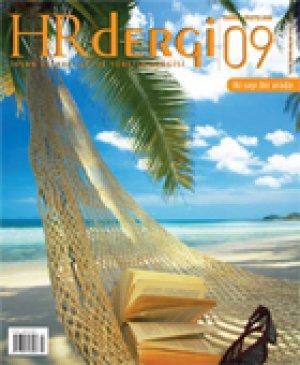 hr dergi Temmuz - Ağustos 2008 sayısı