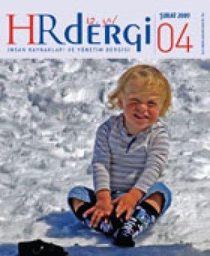 hr dergi Şubat 2009 sayısı