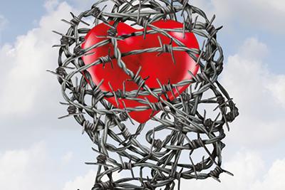 """Akıllı insanların büyük hataları """"kafa"""" ile iletişim kurmak, """"kalbi"""" kullanmamak..."""