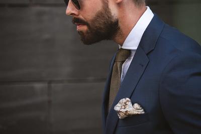 İKmoda Erkek: Yünsa ile takım elbisede yün modası
