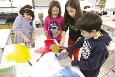 İK Çocuk: Akbank Sanat'tan çocuklara özel atölyeler