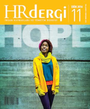 hr dergi Ekim 2016 sayısı