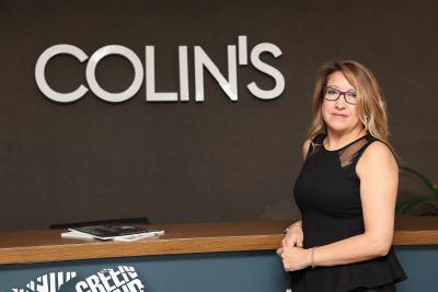 """""""Mağaza ve çalışan sayımız artarken, Colin's global bir perakende okuluna dönüştü"""""""