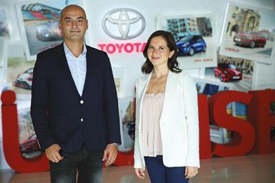 Toyota, kişiye özel, nokta atışı motivasyon uygulamaları ile tam gaz ilerliyor