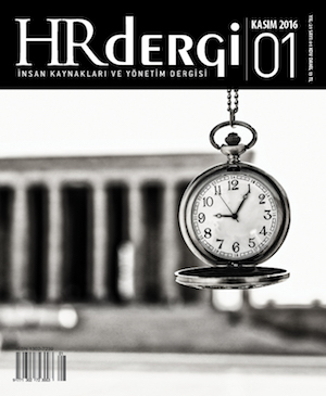 hr dergi Kasım 2016 sayısı