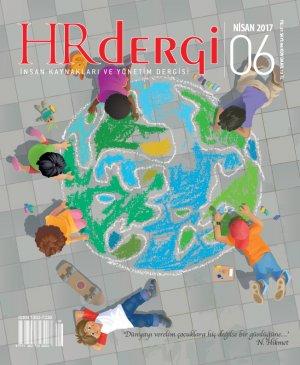hr dergi Nisan 2017 sayısı