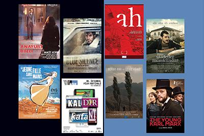 Kaldır Kafanı, Festival Başlıyor! 36. İstanbul Film Festivali sizi çağırıyor!
