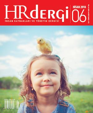 hr dergi Nisan 2018 sayısı