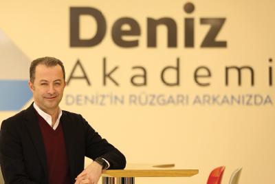 """Deniz Akademi """"Keşiflere Yelken Açtı"""", """"Rüzgârı Arkasına Aldı"""", şimdi sıra Türkiye'nin en dijital akademisi olmakta…"""