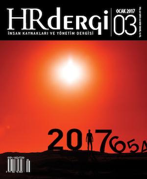 hr dergi Ocak 2017 sayısı