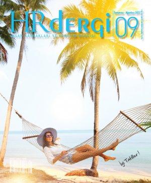 hr dergi Temmuz - Ağustos 2017 sayısı
