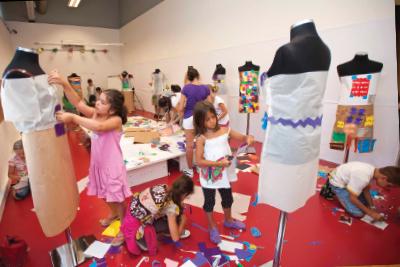 İK Çocuk: Çocukları İstanbul Modern'de sanat dolu bir yaz tatili bekliyor